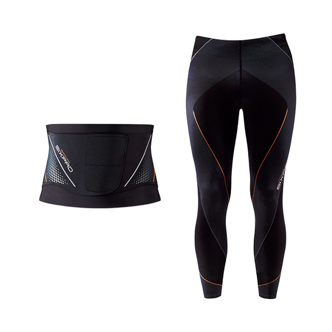SIXPAD Trining Suits Waist & Tights set